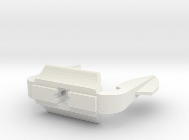 Klipanker 900 kg (2 pcs) in White Natural Versatile Plastic