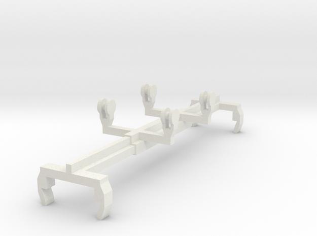Straddle Carrier Spreader N scale