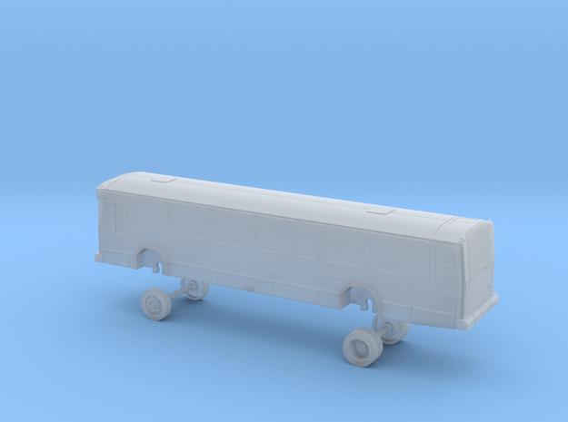 N Scale Bus Gillig Phantom SLORTA 151-153 in Smooth Fine Detail Plastic