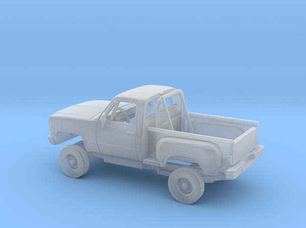 1/100 1973-79 Chevy CK Series RegCab Stepside Bed  in Smooth Fine Detail Plastic