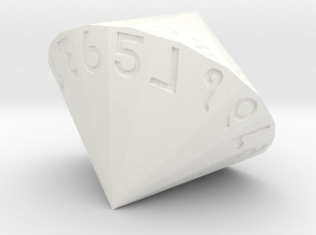 d34 (Argam) in White Processed Versatile Plastic