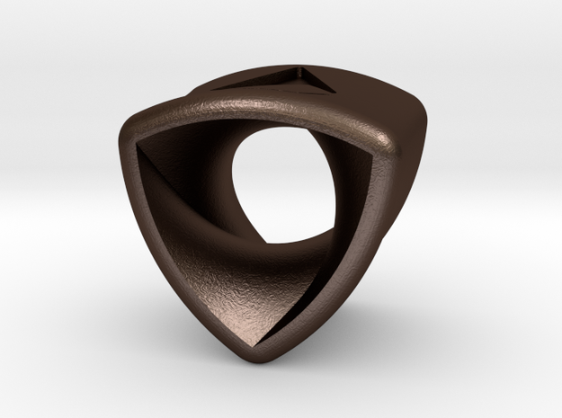 Stretch Rotor 12  By Jielt Gregoire 3d printed