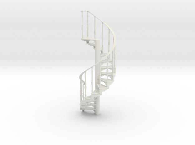 s-16-spiral-stairs-market-lh-1b in White Natural Versatile Plastic