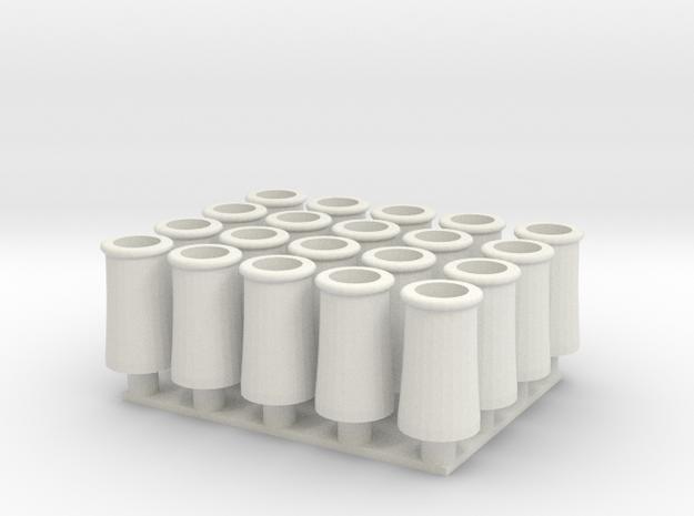chimney virginian group in White Natural Versatile Plastic