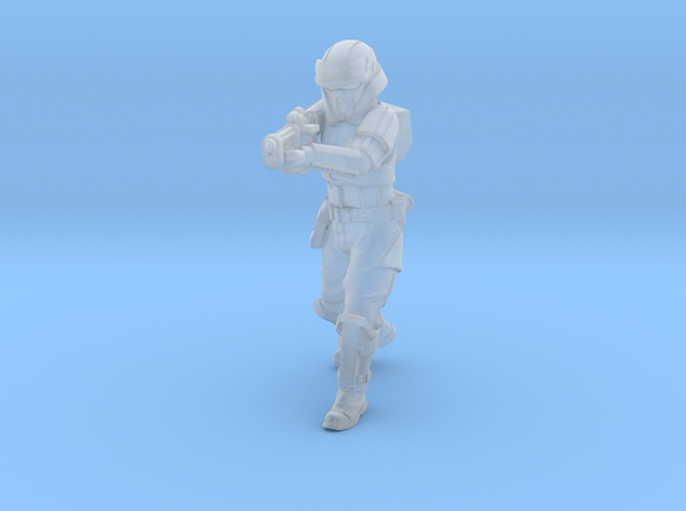 beachtrooper_v2_003 in Smooth Fine Detail Plastic