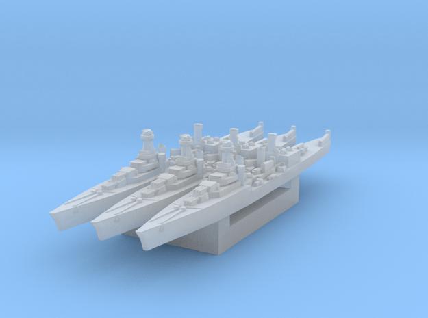 La Galissonnière class 1/3000 in Smooth Fine Detail Plastic
