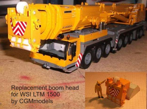 Ltm1500 Boom Head 50mt telescoping