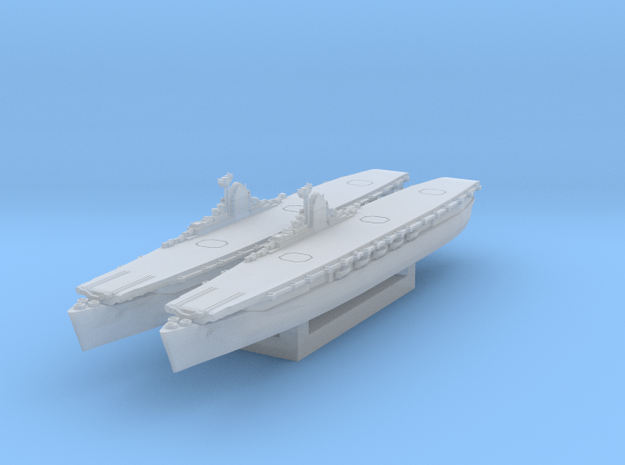 Europa CV 1/3000 in Smooth Fine Detail Plastic