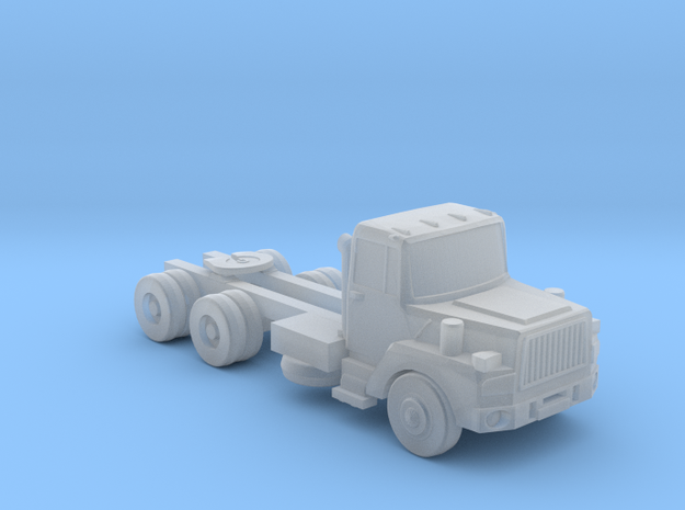 Mack Semi Truck - Z scale in Smooth Fine Detail Plastic