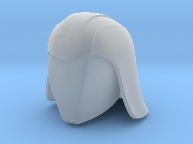 Cobra Commander in Smooth Fine Detail Plastic