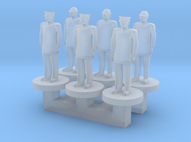 Leaders: Japan in Smooth Fine Detail Plastic