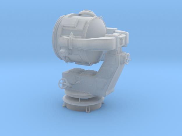 """1540mm Flak-Scheinwerfer, """"Bismarck"""" in Smooth Fine Detail Plastic: 1:50"""
