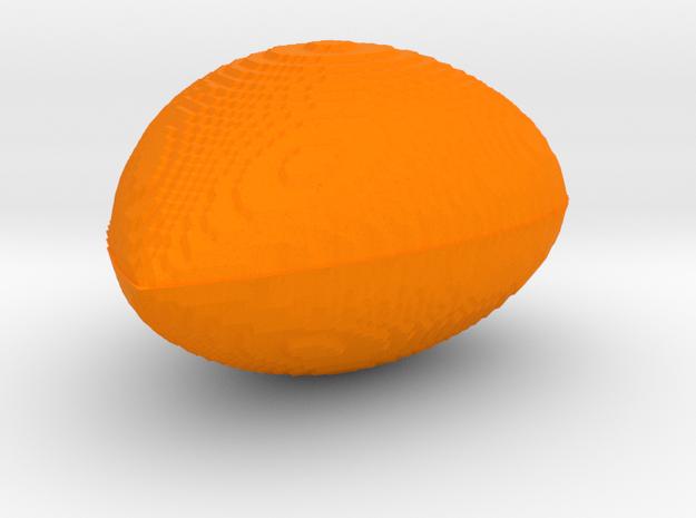 Nut Kernel-7 3d printed