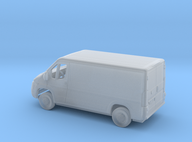 1/160 2013-Present Dodge Ram ProMaster 1500 in Smooth Fine Detail Plastic
