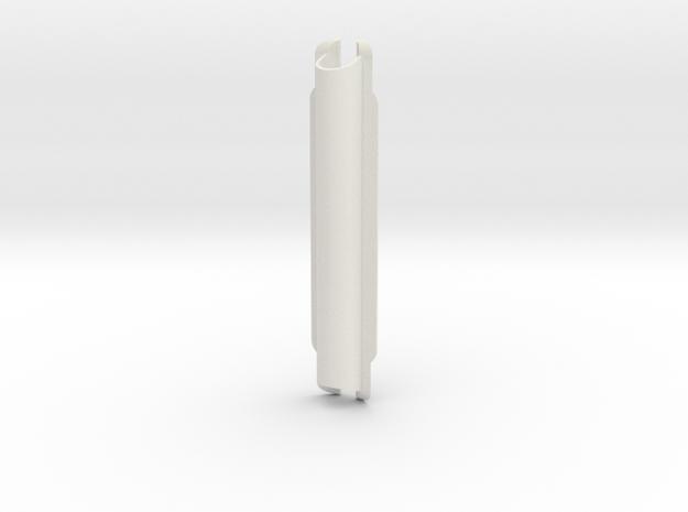 "pg541A Harpoon 5.2, slot 4 3/16"" in White Natural Versatile Plastic"