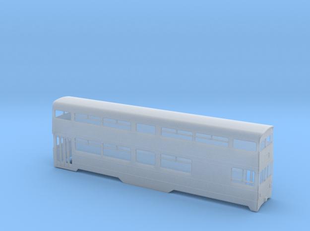N Gauge Blackpool 761 tram - original condition in Smooth Fine Detail Plastic