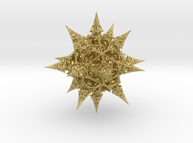 Gone  ̶f̶i̶s̶h̶i̶n̶g̶  Supernova. in Natural Brass