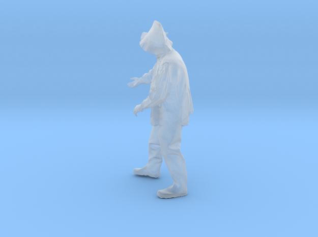 Raftsman 1 in Smooth Fine Detail Plastic: 1:75