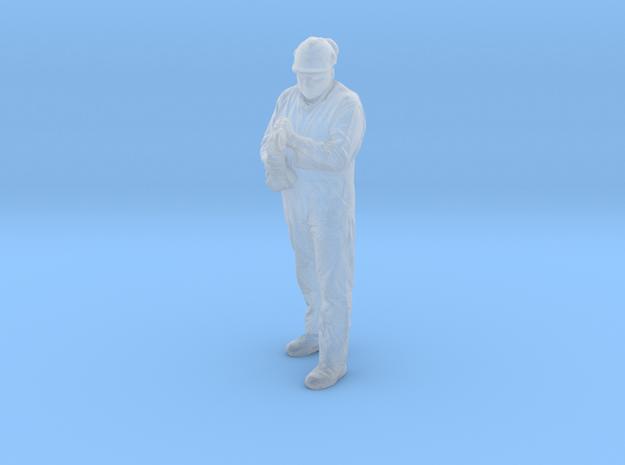 Jirko Flex  in Smooth Fine Detail Plastic: 1:75