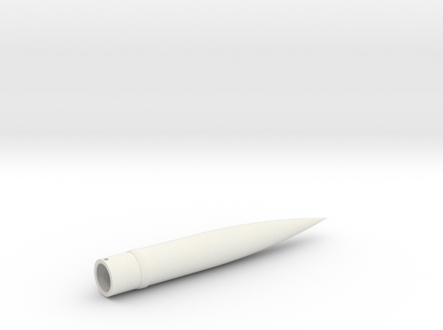 IRIS Nose Cone BT50 in White Strong & Flexible