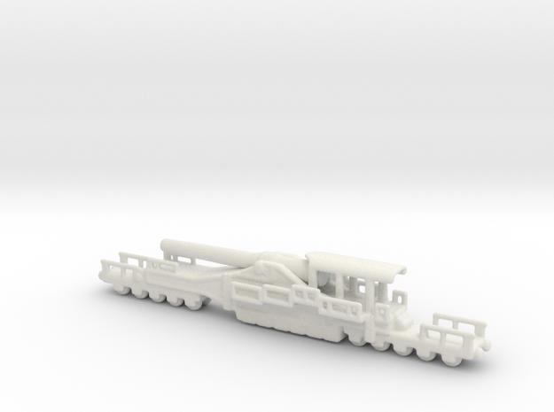 Canon de 274 modèle 87 93 Glissement in White Natural Versatile Plastic