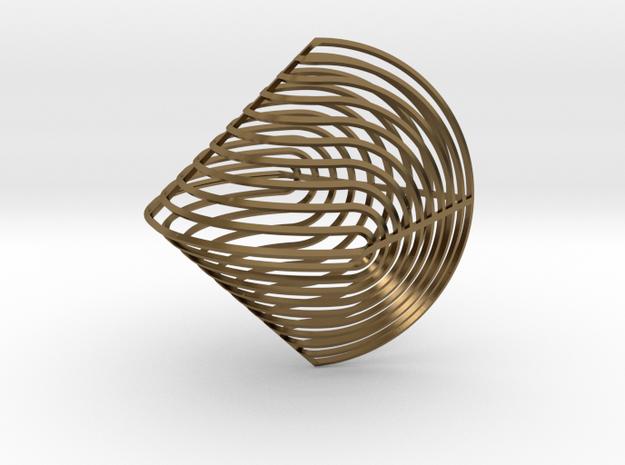 Sphericon Z 3d printed