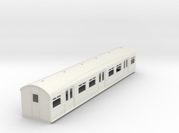 o-43-metropolitan-1921-circle-trailer-3rd-coach in White Natural Versatile Plastic
