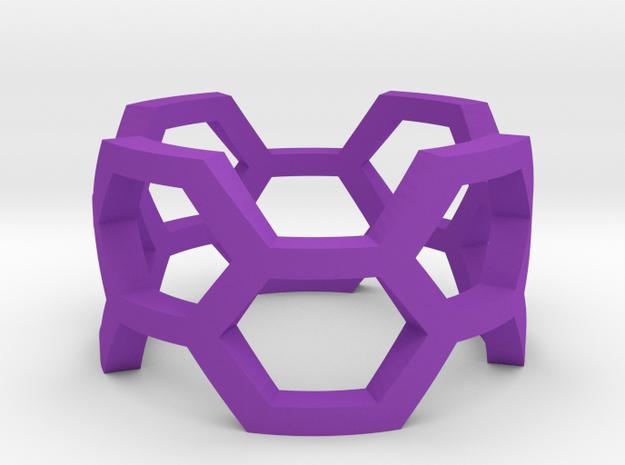 Honey Ring 3d printed