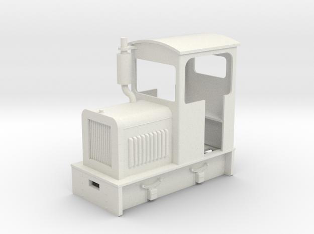 35:1 scale diesel Loco