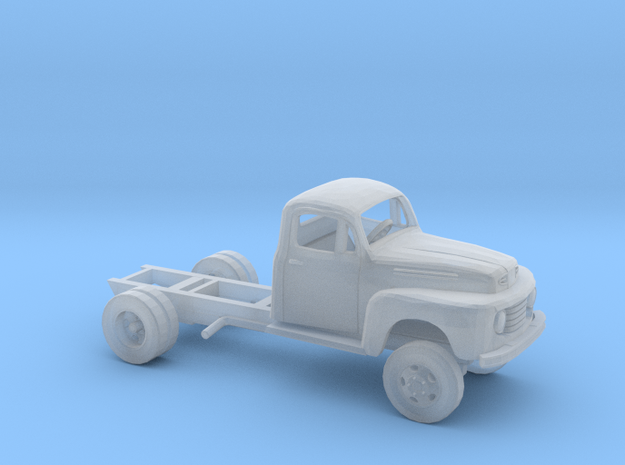 1/160 1948-50 Ford F- Serie Cab and Frame Kit