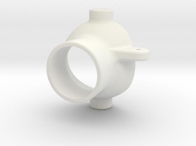 Steering Nozzle for V1.3 Jet Drives in White Natural Versatile Plastic