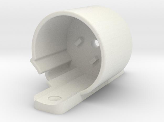 UniFi Protect G3 FLEX Camera Inverted Wall Mount-L in White Natural Versatile Plastic