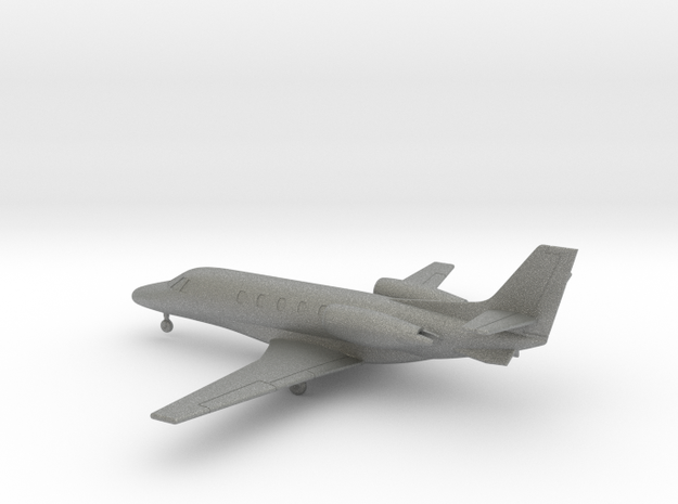 Cessna 560XL Citation Excel in Gray PA12: 1:160 - N