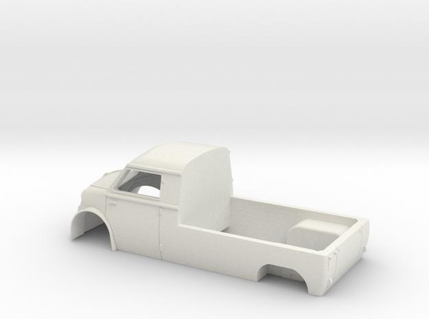 loyd pickup 120 in White Natural Versatile Plastic