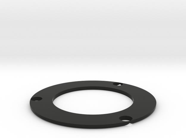 Baratza Forte / Vario Burr Spacer in Black Natural Versatile Plastic