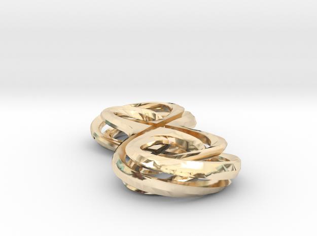Bi Level Mobius 3d printed