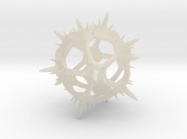 Spacey 3d printed