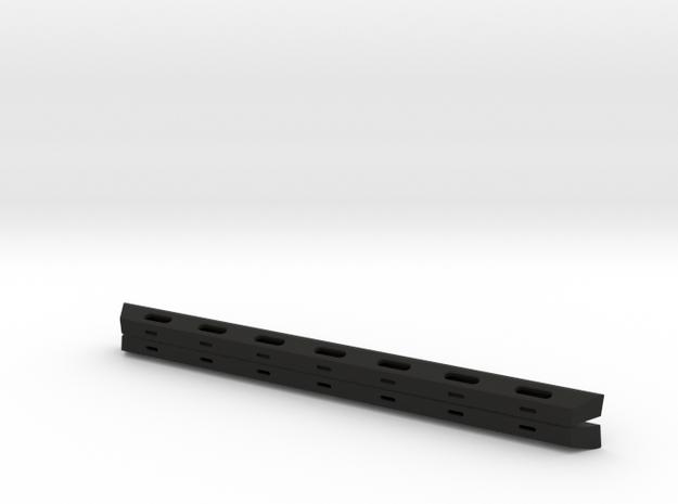 SPRC CUSTOMS Rockslider for TRC G-Class Body V2 in Black Natural Versatile Plastic