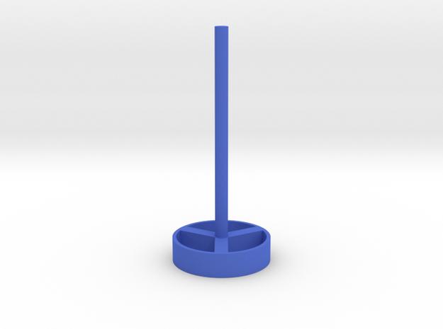 20200827 RobertDyck Circle Y Transport v12 in Blue Processed Versatile Plastic