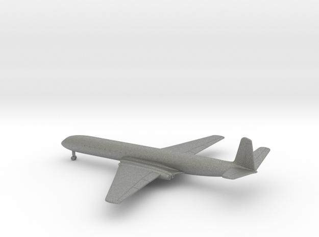 de Havilland DH.106 Comet 4 in Gray PA12: 1:400