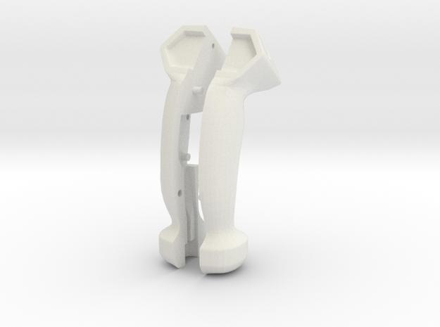 tron joystick 3d printed