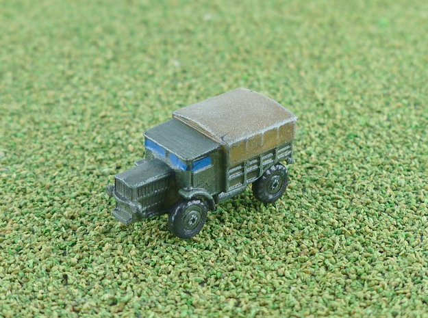 French Latil TAR H Artillery Tractor 1/285