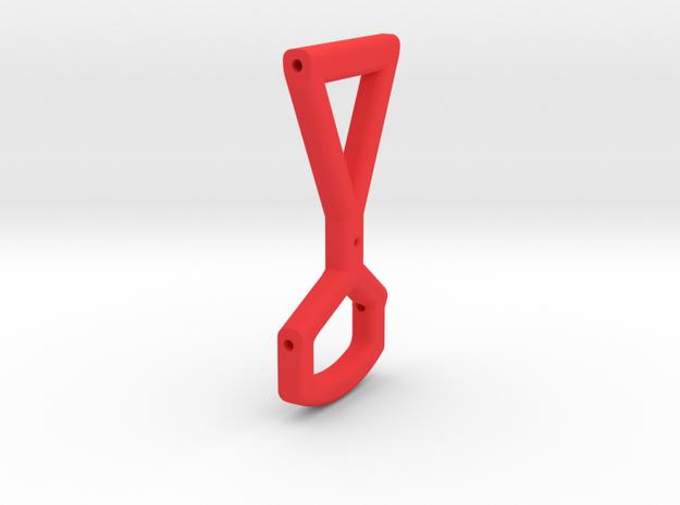 PZ0420 Nemesis_Tilt Mount in Red Processed Versatile Plastic