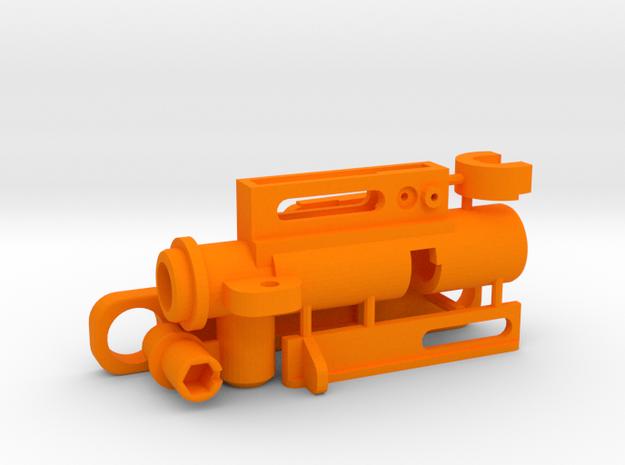 AGM MP40 Hop-Up & Upgrade in Orange Processed Versatile Plastic