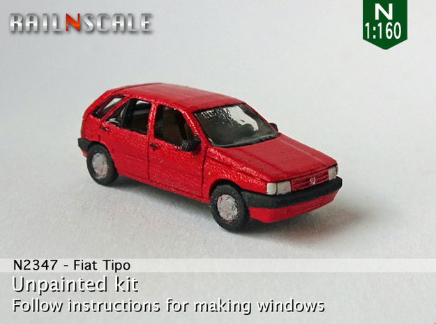 Fiat Tipo (N 1:160)