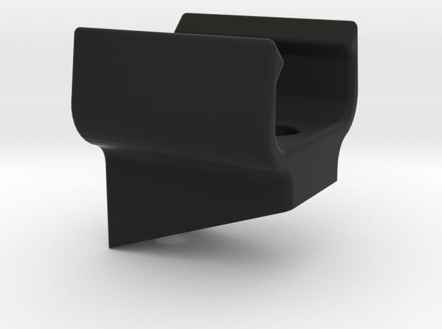 bull7000 spinlock helmstokverlenger klem in Black Natural Versatile Plastic