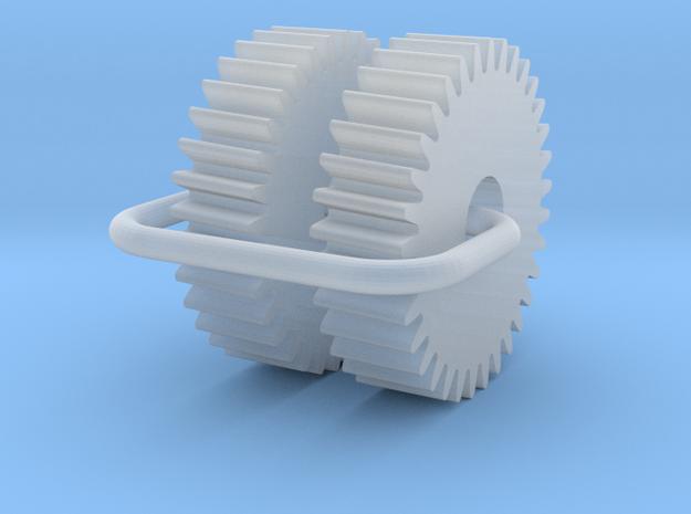 Airfix OO 14xx 0-4-2 Drive Gear in Smooth Fine Detail Plastic