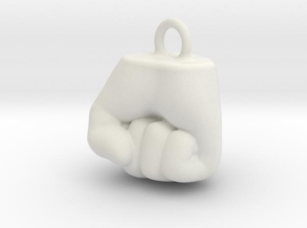fist 2009301531 in White Natural Versatile Plastic