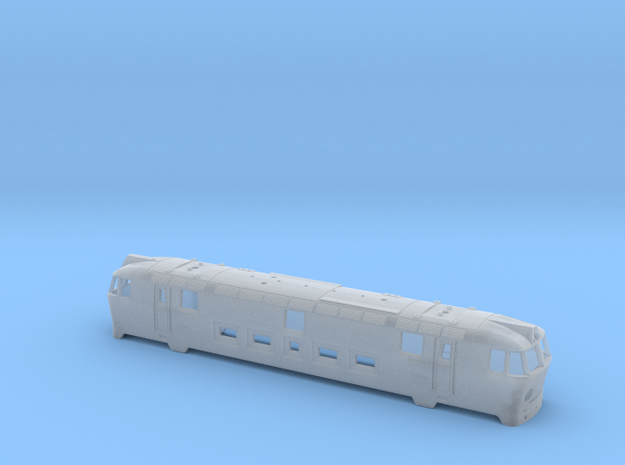 1:160 ET22-013  in Smooth Fine Detail Plastic