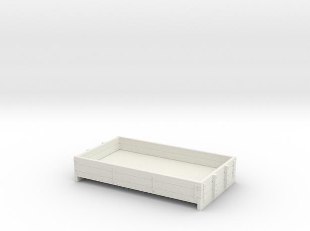 55n2 2 plank long  in White Natural Versatile Plastic